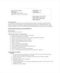 Title Clerk Resume Stock Clerk Resume Shipping And Receiving Resume