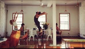 love and yoga in a brooklyn co working e