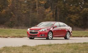Cruze chevy cruze ltz 2014 : 2014 Chevrolet Malibu 2.0L Turbo Test – Review – Car and Driver