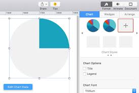 Keynote Changing Colors In The Charts And Graphs