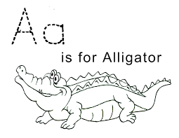 Small Picture Crocodile Cartoon Animals Coloring Pages For Kids Printable Free