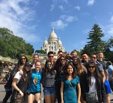 Tours for teens in europe