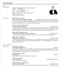 Latex Template Resume Mesmerizing Latex Resume Template Cv Academic Cteamco
