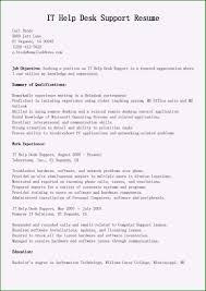 Office Job Resume Sample Help Desk Resume Examples Great Resume Samples It Help Desk