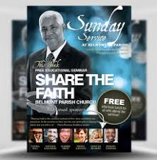 Free Church Flyer Templates Photoshop Church Flyer Templates For Photoshop Flyerheroes
