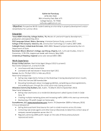 Sample Resume College Student Applying Internship