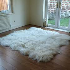 awesome idea real sheepskin rug creative decoration the faux bliss lambswool rugs