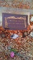 Myrtle Viola Hickson Fritz (1922-2005) - Find A Grave Memorial