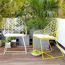 yellow outdoor furniture. Bend Dining Chair - West Elm Yellow Outdoor Furniture O