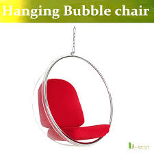 circle hanging chair clear hanging chair u best modern swing clear hanging bubble transpa ball chair