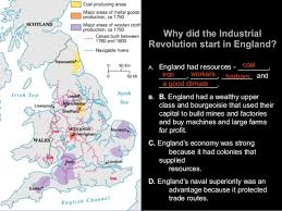 did the industrial revolution began in england essay conclusion why did the industrial revolution began in england essay conclusion