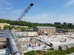 Design And Construction Of Water Treatment Plant Alberici Humber Wastewater Treatment Plant Construction