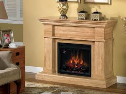 Fireplace  Amish Fireless Fireplace How Do They Work Amish Fireless Fireplace