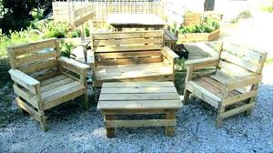 pallet outdoor furniture plans. Outdoor Furniture Out Of Pallets Garden Plans Pallet Outside Chairs Outd U