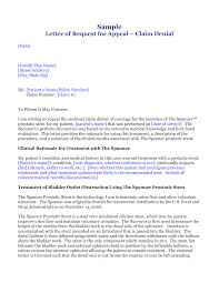 100 Sample Appeal Letter For Unemployment Appeal Letter