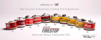 hearing this story became a revelation and launched the design of the simple automatic fire suppressor that is today known as stovetop firestop