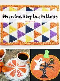 Free Mug Rug Patterns