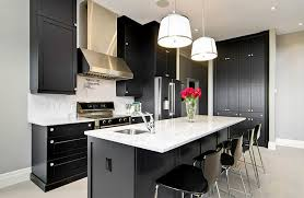 kitchens with black cabinets. Kitchens With Black Cabinets