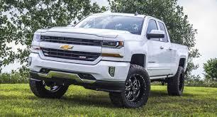 Chevrolet : Wheel Offset Chevrolet Silverado Hella Stance 5 ...