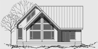 9932 a frame house plan master on the main loft 2 bedroom