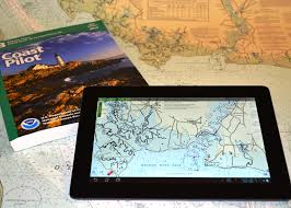 Navigation Charts For Iphone Noaas Latest Mobile App Provides Free Nautical Charts For