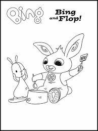 Immagini Da Colorare Bing Bunny 4
