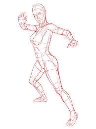 20 cool female drawing pose reference