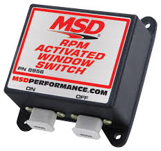 msd 8956 window rpm activated switch msd performance products 8956 window rpm activated switch image