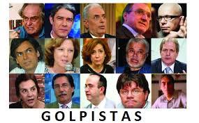 Resultado de imagem para GOLPISTAS