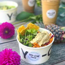 photo of yo chi frozen yogurt melbourne vic