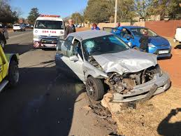 Jhb traffic affected by accident
