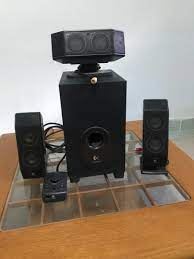 Polatlı içinde, ikinci el satılık Logitech 3+1 Ses Sistemi -
