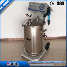 china 2017 new electrostatic manual powder coating spray machine galin k306 china powder coating equipment powder spray equipment