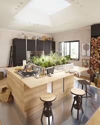 Petit Ilot Central De Cuisine Maison Design Nazpo Com Avec Ambiance