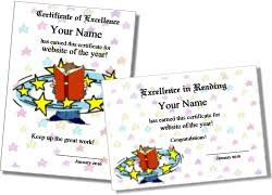 certificates of completion for kids printable reading certificates reading awards and phonics awards