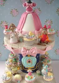 Impeccable Cupcake Tower Bippity Boppity Cinderella Cakes Cupcakes