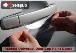 paint protection door cup and handle gaurd