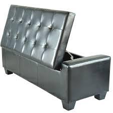 Shoe Storage Ottoman Home Modern Ottoman Storage Bench Seat Footrest Sofa Shoe Faux
