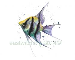 watercolor fish paintings how to paint fish in watercolour eastwitching