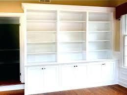 home office bookshelf ideas. In Wall Bookshelf Built Shelf Ideas Home Office  Custom . M