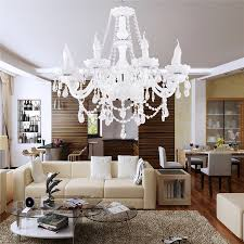 full size of furniture cute chandelier for living room 22 luxury modern white crystal 8 lights