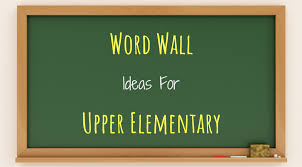 by the time students enter 3rd grade they have most likely had four years of alphabetized word walls designed to help them learn their sight words