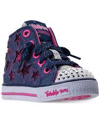 skechers twinkle toes. skechers little girls\u0027 twinkle toes: shuffles - li\u0027l rockin\u0027 star high toes