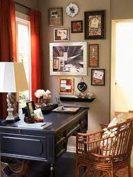 office wall color. Home Office , Great Wall Colors : Brown Color