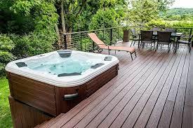 decks decks decks hot tub deck