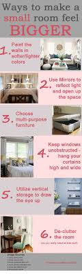 How To Decorate A Small Bedroom Best 25 Small Bedrooms Ideas On Pinterest Decorating Small