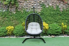 outdoor hanging furniture. RENAVA HAVANA OUTDOOR HANGING CHAIR By VIG Furniture Outdoor Hanging Furniture W