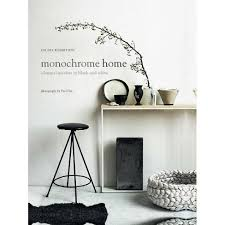 Monochrome Home - By Hilary Robertson (Hardcover) : Target
