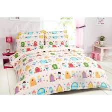 fairy door toddler bed duvet cover set cot size