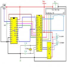 digital temperature controller circuit diagram yhgfdmuor net Digital Temperature Controller Circuit Diagram industrial temperature controller engineersgarage, wiring circuit digital temperature controller using thermocouple circuit diagram